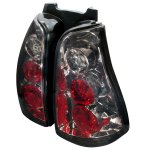 2005 Toyota 4Runner Smoked Altezza Tail Lights