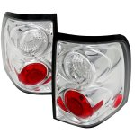 Ford Explorer 2002-2005 Clear Altezza Tail Lights