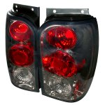 Ford Explorer 1998-2001 Smoked Altezza Tail Lights