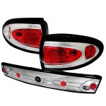 2005 Chevy Cavalier Clear Altezza Tail Lights
