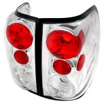 Ford Expedition 2003-2006 Clear Altezza Tail Lights