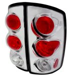 2005 Dodge Ram 2500 Clear Altezza Tail Lights