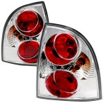 VW Passat Sedan 2001-2005 Clear Altezza Tail Lights