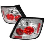 Scion tC 2005-2010 Clear Altezza Tail Lights