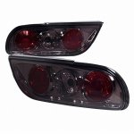 Nissan 240SX 1989-1994 Smoked Altezza Tail Lights
