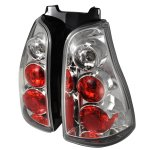 2005 Toyota 4Runner Clear Altezza Tail Lights