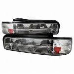 Nissan 240SX 1989-1994 Clear Euro Tail Lights