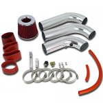 2002 Dodge Ram V6 Cold Air Intake with Red Filter