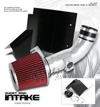 2006 BMW E90 3 Series Polished Short Ram Intake system