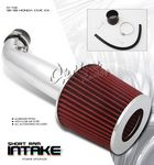 Honda Civic EX 1996-1998 Polished Short Ram Intake System