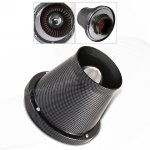 Universal Carbon Fiber Painted 3 inches High Flow Replacement Air Filter