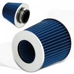 Universal Blue 3 inches High Flow Replacement Air Filter