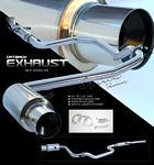 1989 Honda CRX Cat Back Exhaust System
