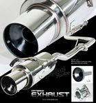Honda Prelude 1997-2001 Cat Back Exhaust System