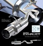 Honda Civic Hatchback 1992-1995 Cat Back Exhaust System