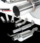 2004 VW Jetta Cat Back Exhaust System