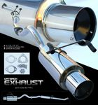 2006 Acura RSX Type S Cat Back Exhaust System