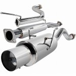 1994 Acura Integra Coupe Cat Back Exhaust System