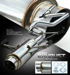 Nissan Altima 1993-1997 Cat Back Exhaust System