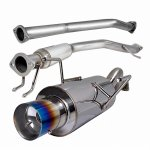 2006 Acura RSX Type S Cat Back Exhaust System with Titanium Tip