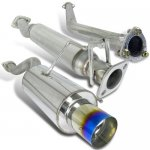 Acura RSX 2002-2006 Cat Back Exhaust System with Titanium Tip