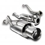Honda Civic 2001-2005 Cat Back Exhaust System