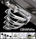 1999 Honda Prelude 4-2-1 Chrome Headers
