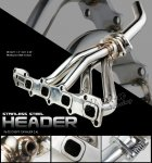 2002 Chevy Cavalier 4-1 Stainless Steel Racing Headers