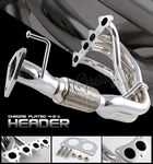 Honda Accord 1998-2002 4-2-1 Ceramic Headers