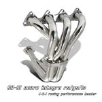1991 Acura Integra 4-2-1 Stainless Steel Racing Headers