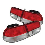 2000 Honda Civic Coupe JDM Tail Lights