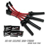 Mitsubishi Eclipse 1995-1999 Red Spark Plug Wires