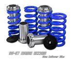 1997 Honda Accord Blue Coilovers Lowering Springs Kit