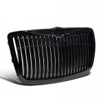 2008 Chrysler 300C Black Vertical Grille