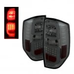2021 Toyota Tundra Smoked LED Tail Lights