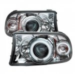 1998 Dodge Durango Clear Projector Headlights