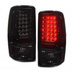 2005 GMC Suburban LED Tail Lights Smoked
