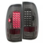 1998 Ford F150 Smoked LED Tail Lights