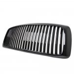 Dodge Ram 2002-2005 Black Vertical Grille