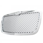 Chrysler 300C 2005-2010 Chrome Mesh Grille