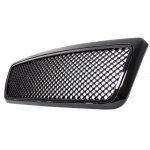 2007 Lincoln Mark LT Black Mesh Grille