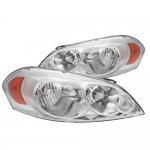 Chevy Monte Carlo 2006-2007 Clear Euro Headlights