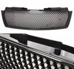 2007 Chevy Tahoe Black Mesh Grille
