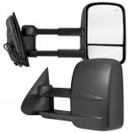 1999 GMC Sierra 2500HD Black Power Heated Towing Mirrors