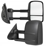 2005 GMC Sierra Towing Mirrors Manual