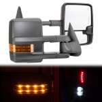 1989 Chevy Silverado Power Towing Mirrors LED Lights