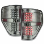 2009 Ford F150 LED Tail Lights Smoked