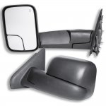 Dodge Ram 2500 2003-2009 Towing Mirrors Power Heated
