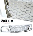 2002 Ford  F150 Chrome Honeycomb Mesh Grille