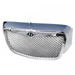 2008 Chrysler 300 Chrome Mesh Grille and Surround Cover